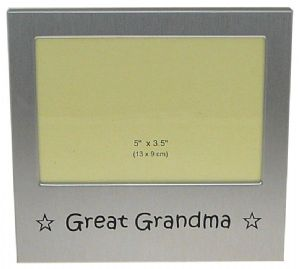 Great Grandma Photo Picture Frame Gift 5 x 3.5